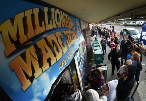 Pareja de Tennessee, primera ganadora de la lotería del siglo