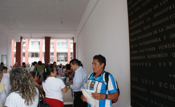 Registro civil amplia servicio de actas