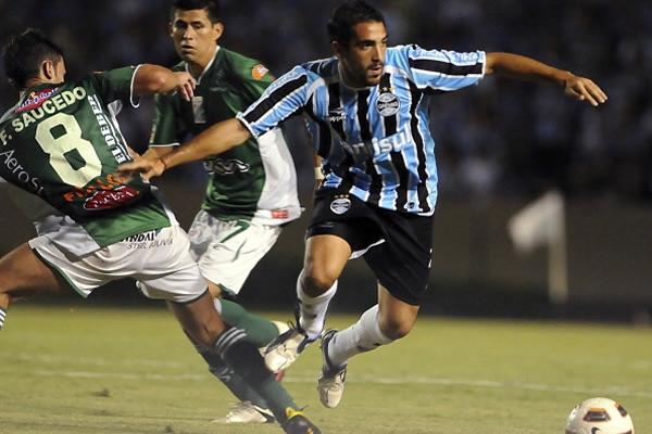 La Franja contrató al argentino Damián Escudero