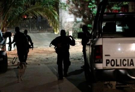 Más de 20 presuntos narcos detenidos en operativo en frontera de México y EEUU