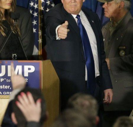 Análisis: Trump demuestra que el partido no puede pararlo