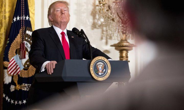 Las filtraciones se han convertido en plaga en la Casa Blanca ¿Seguirán?