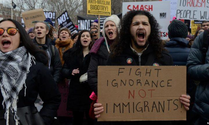 """Convocan a protestas en el """"Día sin inmigrantes"""" en EE.UU."""
