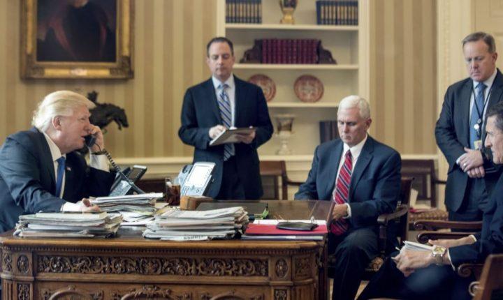 Persisten las dudas sobre relación entre Trump y Rusia
