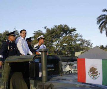 Resaltan el papel del Ejército en rescate de Michoacán