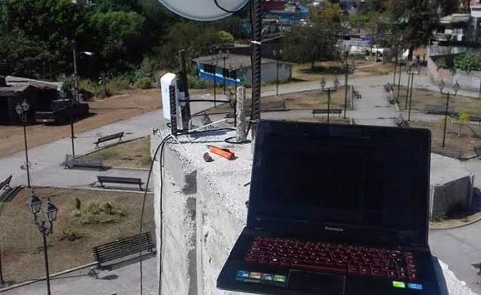 Amplían el servicio de wi-fi gratuito en Los Reyes