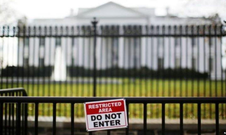 Dos incidentes de seguridad frente a la Casa Blanca