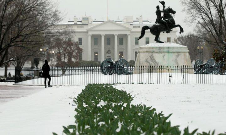 Millones de afectados por tormenta invernal en el noreste de EE.UU.