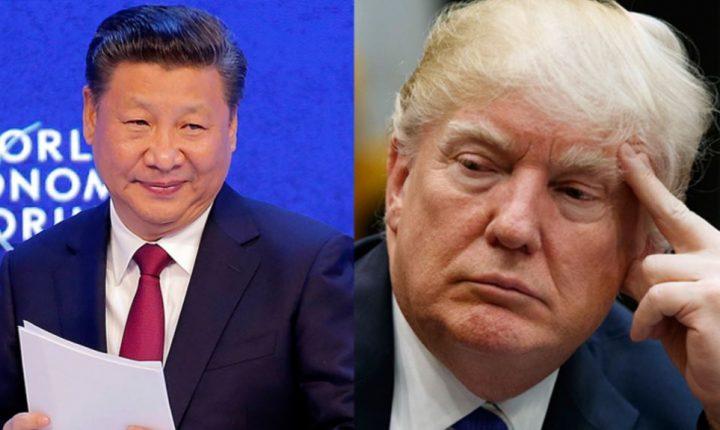 "Trump advierte que reunión China será ""muy difícil"""