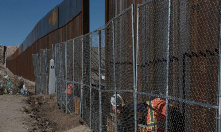 Organizaciones urgen al Congreso oponerse a construcción del muro