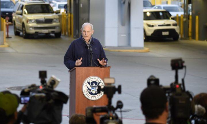 Disminuyen en un 40% las detenciones en la frontera sur