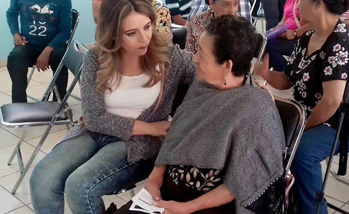 """Avanza programa """"Palomas mensajeras"""" en Los Reyes"""