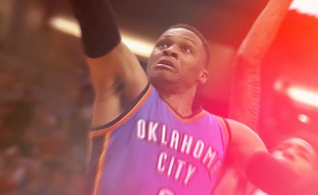 Oklahoma City supera a los Spurs con otro triple-doble de Westbrook