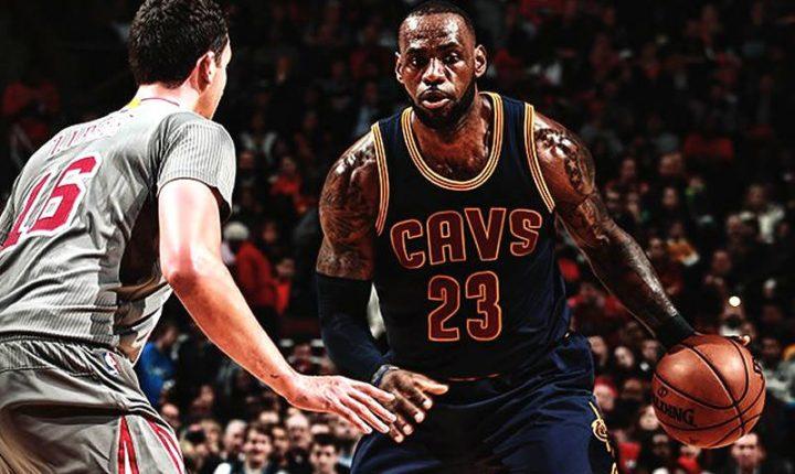 LeBron y Ricky Rubio lograron jornada histórica en NBA