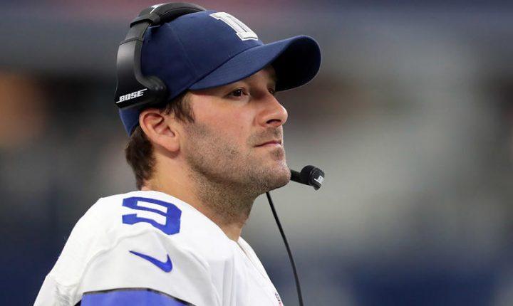 Tony Romo tiene oferta… para ser analista en TV
