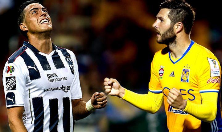Funes Mori y Gignac, entre los grandes de la Liga MX