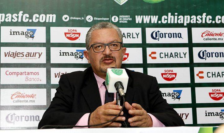 Primero me salvo y luego busco vender: López Chargoy