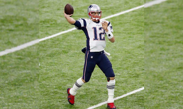 Encuentran en México jersey robado a Tom Brady en Super Bowl