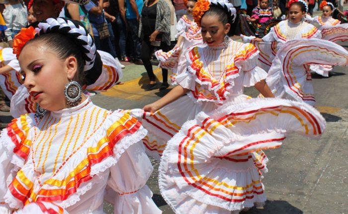 Inicia Festival Mundial de Danza y Artes en Yurécuaro
