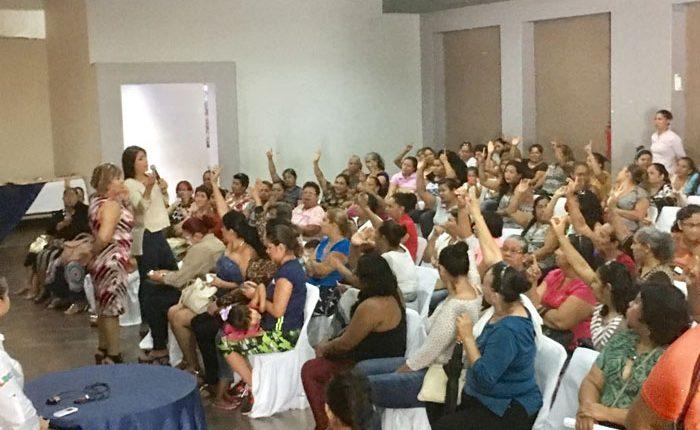 Palabra de Mujer se consolida en Lázaro Cárdenas