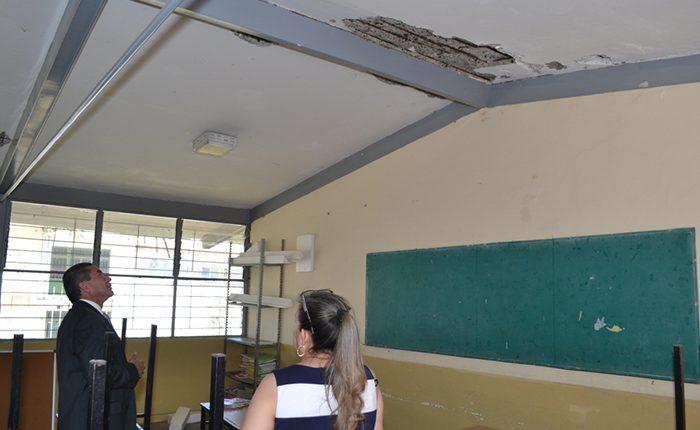 """Rehabilitarán escuela primaria """"Melchor Ocampo"""""""