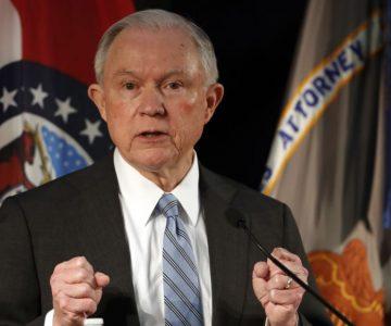 Sessions: Arresto de Julian Assange es una prioridad para EE.UU.