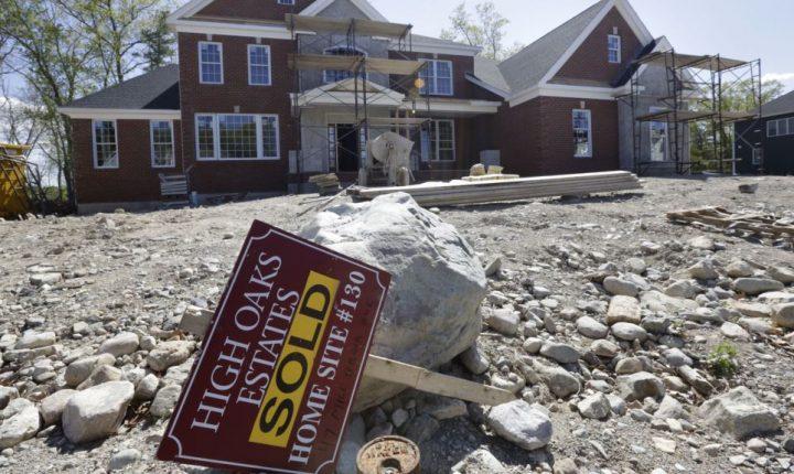 Aumentan los precios de viviendas en Estados Unidos