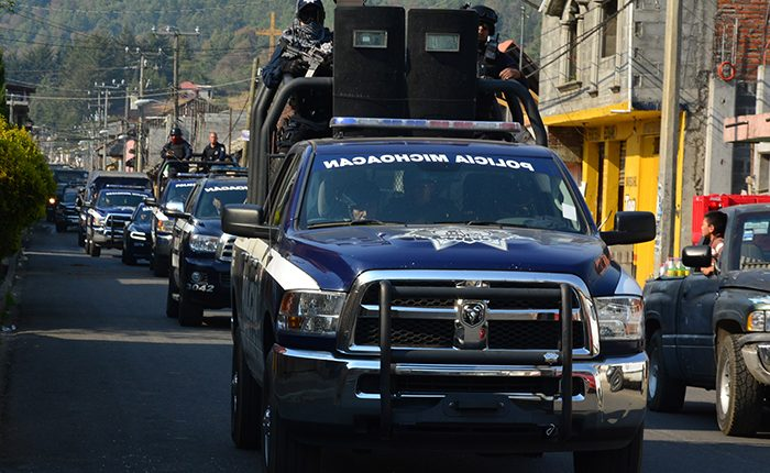 Policías fueron víctimas en Arantepacua: Silvano Aureoles