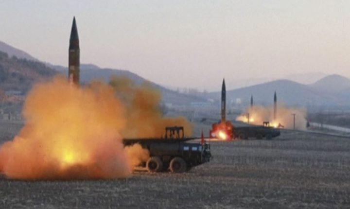 EE.UU. responde a lanzamiento de misil de Corea del Norte