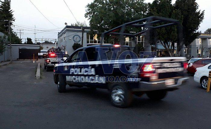 Salen 37 comuneros de Arantepacua ; siguen su proceso