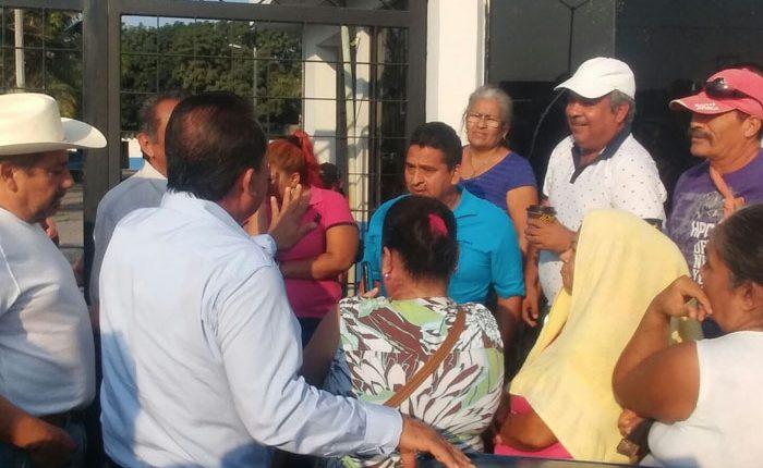 Tomas clandestinas para riego dejan sin agua a sector de Guacamayas