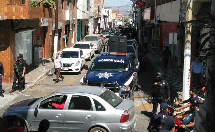 Externan empresarios preocupación por la seguridad en Los Reyes