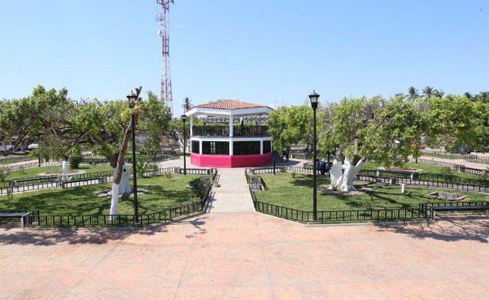 Destinan casi 65 mdp en obras para comunidad Cenobio Moreno
