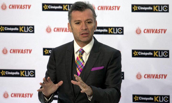 Televisa evitó que Chivas firmara con Carlos Slim: Higuera