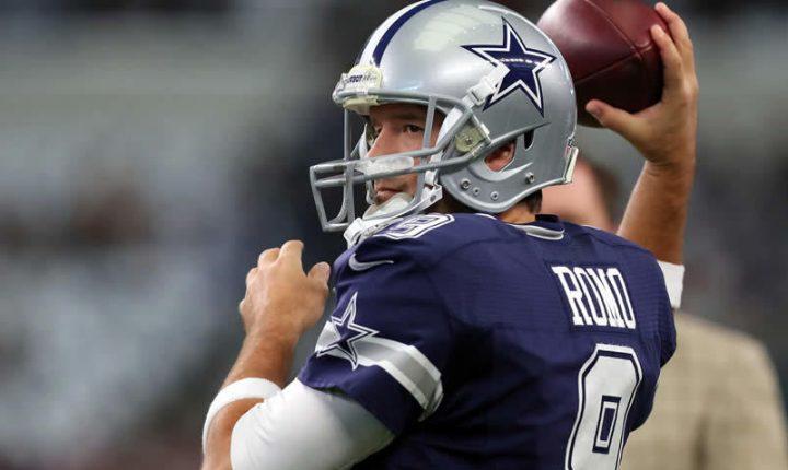 Tony Romo está '99% seguro' que no volverá a jugar