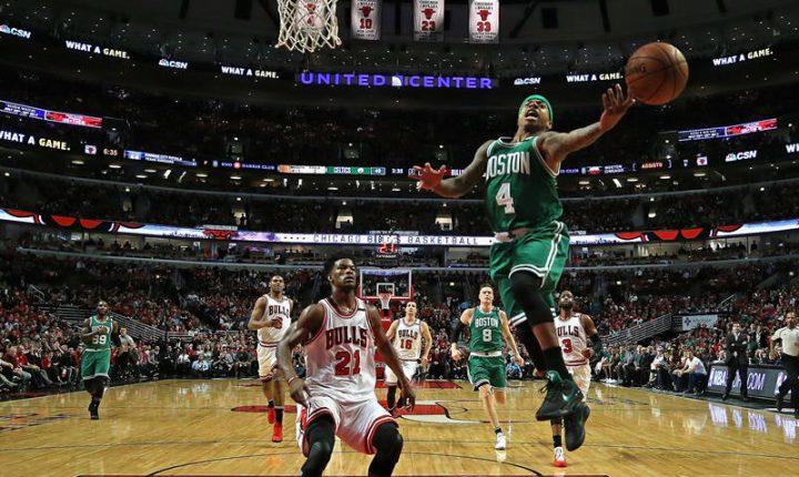 Isaiah Thomas y los Celtics reviven en la serie ante Bulls