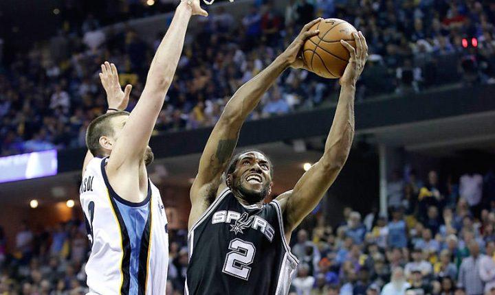San Antonio Spurs se puso a una victoria de avanzar en playoffs