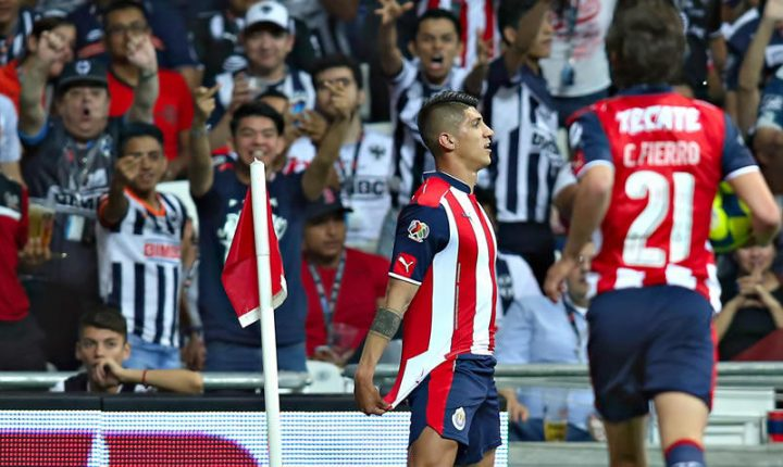 La afición de Rayados me abuchea porque les meto gol: Pulido