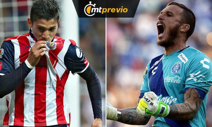 Chivas recibe a Puebla en la antesala de la final de Copa MX