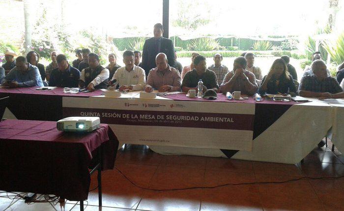 Zacapu urge apoyo tras detectar pérdida de 200 hectáreas