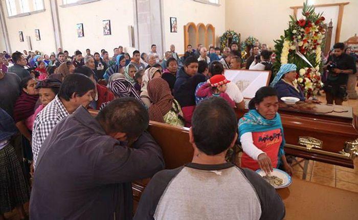 PGJ realiza diligencias en Arantepacua