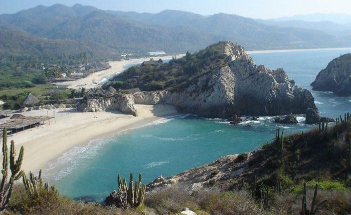 Playas de Michoacán, aptas para uso recreativo