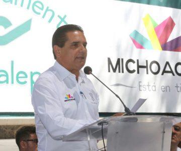 Refuerzan seguridad en límites de Michoacán con Guanajuato