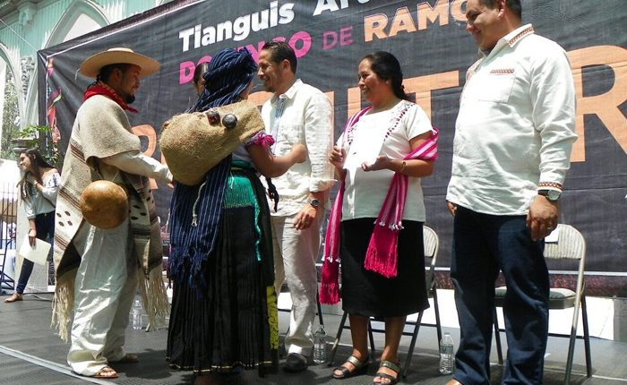 Registró Tianguis Artesanal de Uruapan venta de 8 mdp