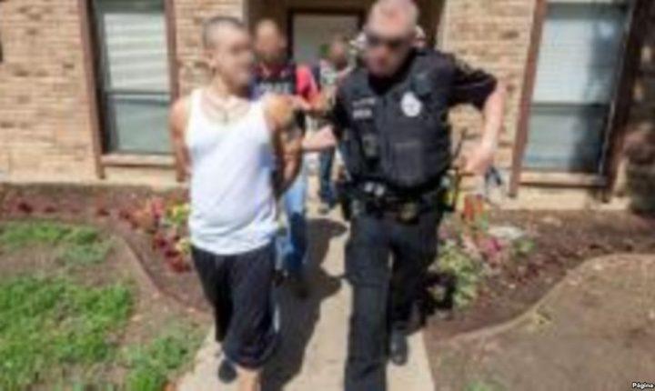 Más de 1.300 arrestados en operación antipandillas