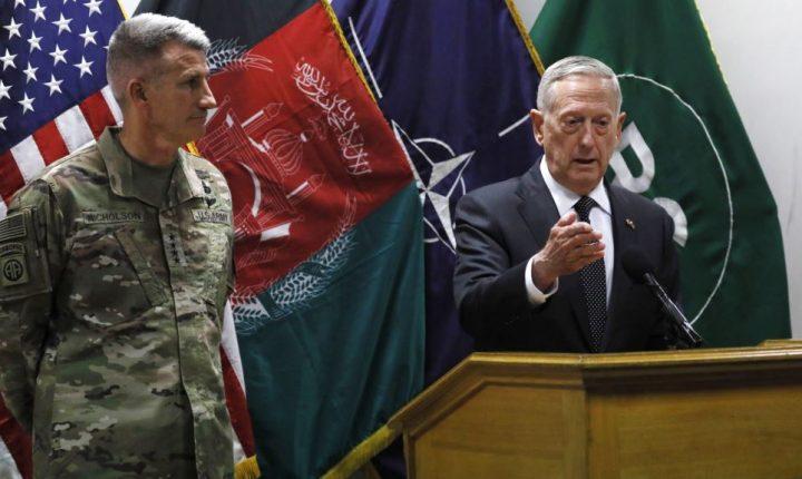 EE.UU. considera enviar más tropas a Afganistán