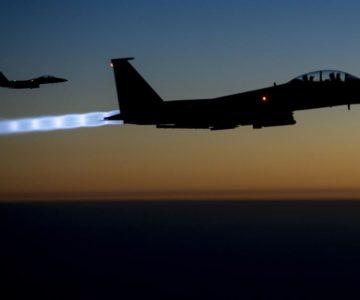 Coalición encabezada por EE.UU. mata a tres integrantes de ISIS