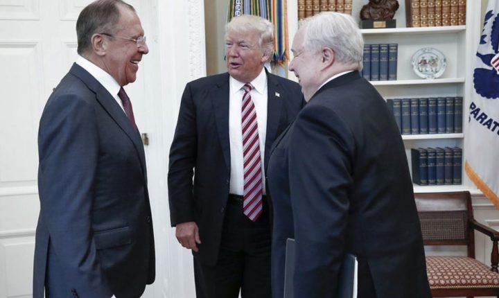 Casa Blanca niega haber compartido secretos con Rusia