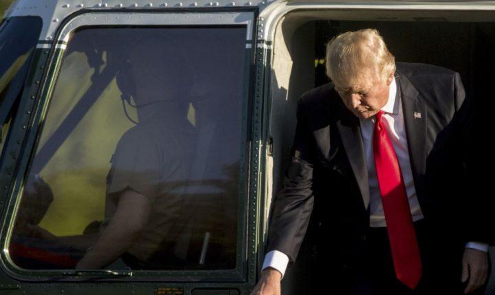 Reporte: Trump tiene previsto retirar a EE.UU. de acuerdo climático