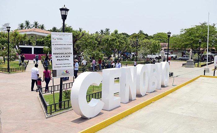 Destaca Sepsol acciones y obras en Cenobio Moreno